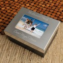 Personalized Lasting Memories Keepsake Box - Family Vacation