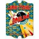 Personalized Bowling Team Vintage Pub Sign