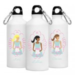 Personalized Goin' to the Chapel Water Bottle - Bridesmaid Water Bottle