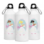 Personalized Goin' to the Chapel Water Bottle - Flower Girl Water Bottle