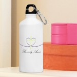 Personalized Cross My Heart Water Bottle