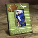 Personalized Touchdown Picture Frame
