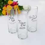 Large Reception Vase Set - Set of 6