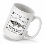 Cabin Series Coffee Mug - Walleye Coffee Mug