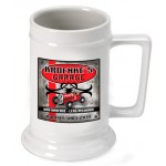 Personalized 16 oz. German Beer Stein - Garage
