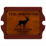 Cabin Series Vintage Signs - Stag Vintage Cabin Sign