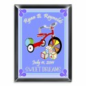 Personalized Wooden Blocks Room Sign (boy)