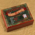 Personalized Cigar Humidor - House of Cards Humidor