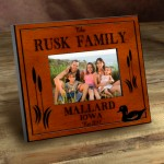 Cabin Frames - Wood Duck Picture Frame