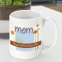 Personalized Mother's Day Coffee Mugs - GC786 Nature's Song