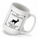 Cabin Series Coffee Mug - Stag Coffee Mug