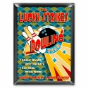 Personalized Bowling Team Pub Sign
