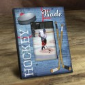 Personalized Power Play Picture Frame