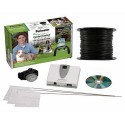 Perimeter Technologies Ultra In-Ground Fence with Essential Pet 14 Gauge Wire
