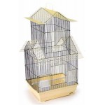 Bejing Bird Cage - Yellow