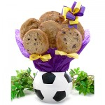 Soccer Cookie Planter - 6 or 12 Gourmet Cookies