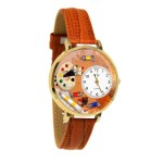 Artist Watch in Gold (Large)