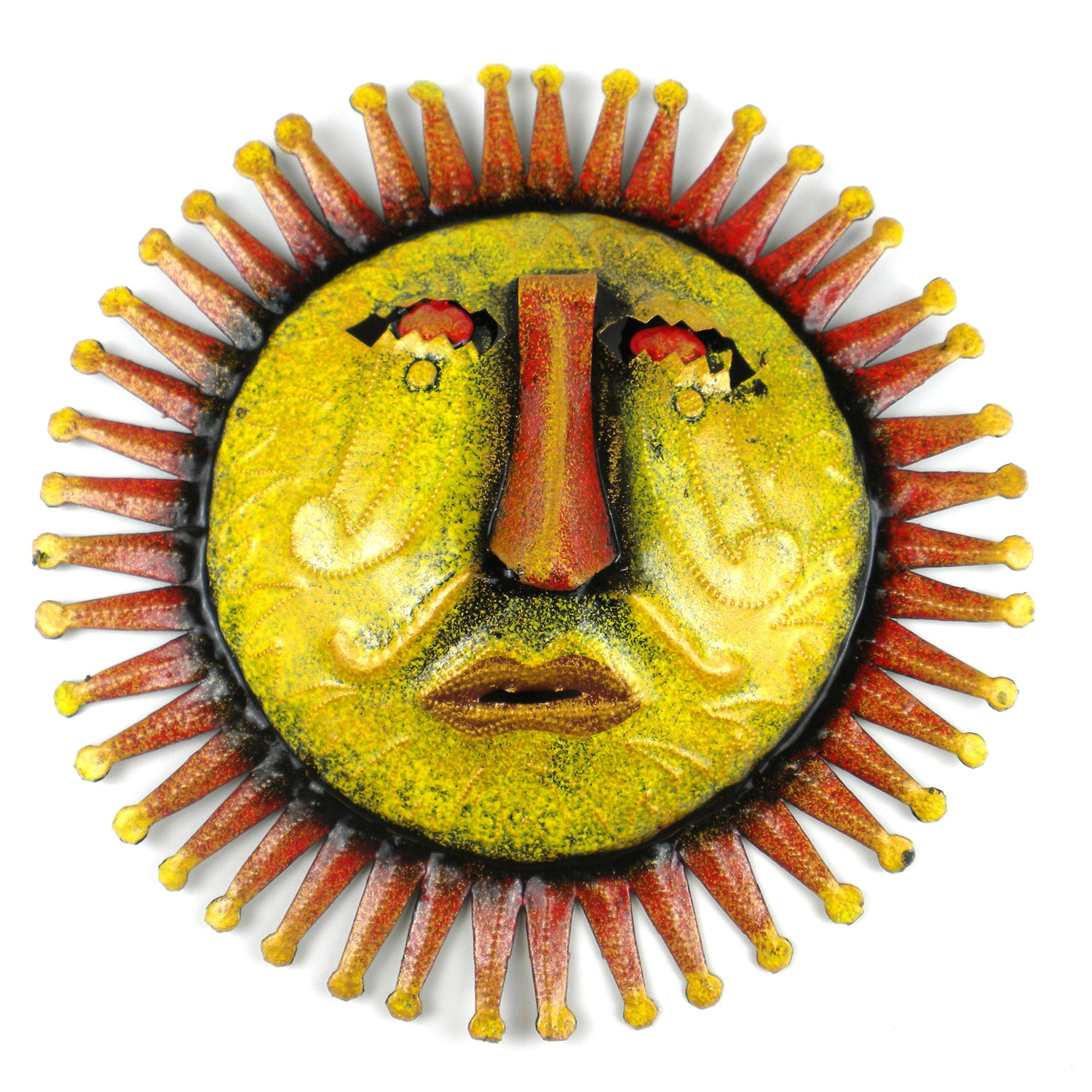 Nice Sun Face Wall Decor Contemporary - The Wall Art Decorations ...